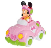 Minnie Mouse My First Car (Pink) by Clementoni