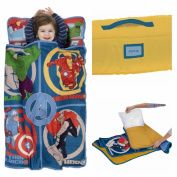Marvel Avengers Assemble Toddler Pillow/Nap Mat
