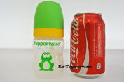 New x1 Tupperware grow with me twinkle Baby feeding bottle frog with teat 150ml
