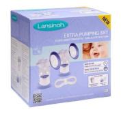 Lansinoh Extra Breast Pumping Set