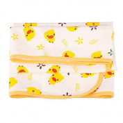 Eachbid Baby Infant Newborn Home Travel Cotton Changing Mat Urine Pad Waterproof M