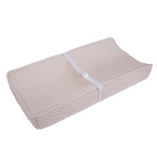 Serta Perfect Balance Changing Pad Cover, Pink