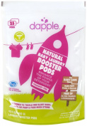 Dapple Natural Baby Laundry Booster Pods-Fragrance Free-470ml 25 ct