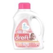Dreft High Efficiency Liquid Detergent In 1480mls