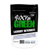 Rockin' Green Classic Rock Laundry Detergent 1330mls In Motley Clean