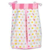 Trend Lab Dr. Seuss Oh! The Places You'Ll Go! Nappy Stacker - Pink, Keep your nappies organised