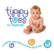 Tippy Toes Disposable Baby Swimpants Medium (11-15kg) 28cm Each Pack for Girls and Boys