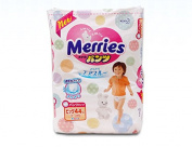 Kao Nappies Japanese Import Merries Sarasara Air Through XL-size (12kg-22kg) 44 Sheets
