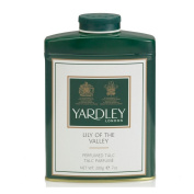 Yardley London Lily of the Valley Perfumed Talc Powder 210ml 200g