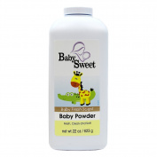 Baby Sweet Baby Powder Fresh Scent 650ml