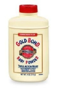 Gold Bond Cornstarch Plus Baby Powder - 120ml by CHATTEM LABS.