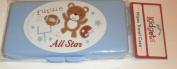 Blue Future All Star Baby Wipes Case