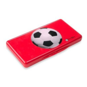 Wipebox In Red Soccer Ball
