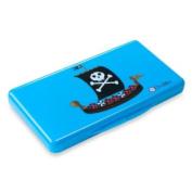 Wipebox In Blue Pirate Ship
