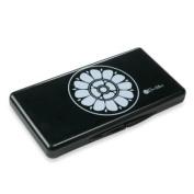 Wipebox in Black Rosetta