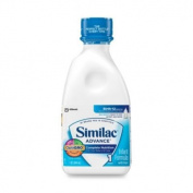 Similac Advance Ready to Feed 0.9l. Plastic Bottle