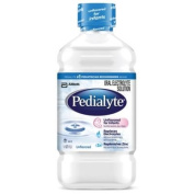 Pedialyte 1000ml Unflavored Electrolyte Drink