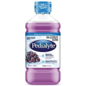 Pedialyte 1000ml Electrolyte Drink in Grape Flavour
