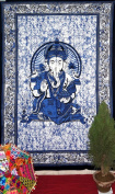 Ganesh Twin Tapestry Hippie Tapestry Mandala Tapestry Wall Hanging Wall Decor Home Decor