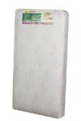 Dream On Me Spring Coil Portable Crib Mattress, Cloud Pink, 13cm
