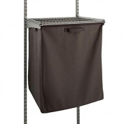 ClosetMaid 43cm . D x 60cm . H x 50cm . L Fabric Hamper with Frame