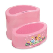 Ginsey Disney ' Princess 2-tier Step Stool