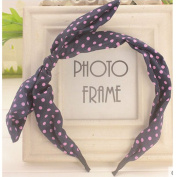 Colourful Hairband for Teen Girls and Office Lady