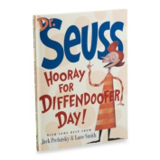 Dr. Seuss' Hooray For Diffendoofer Day! Book