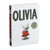 Olivia Hard Cover Book
