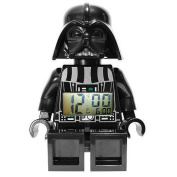 LEGO Star Wars Figure Clock Darth Vader