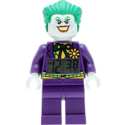 Super Heroes Minifigure Clock Joker