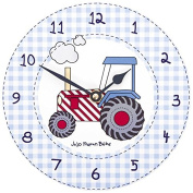 JoJo Maman Bebe Digger Clock