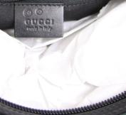 Gucci Dark Green Canvas Joy Boston Handbag Bag 272375