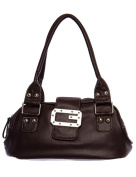 Medium G Signature Satchel Shoulder Handbag by Handbags For All