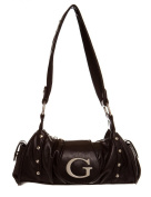 G Inspired Small Satchel women handbag Shoulder Handbag by Handbags For All