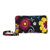 Kensington Accordion Wristlet