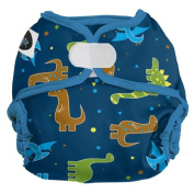 Imagine Baby Products Hook and Loop Nappy Cover, Rawr