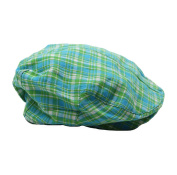 juDanzy baby & toddler Plaid Cabbie hats