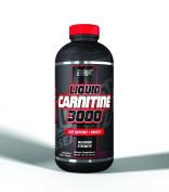 Nutrex Liquid Carnitine 3000 Diet Support & Energy Supplement Maximum Strength, Berry Blast, 470ml