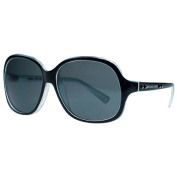 Michael Kors M2743/S PALO ALTO 017 Black Square Sunglasses