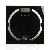 Digital Bathroom Scale Body Fat Hydration Muscle Weight Scale 180kg / 396lbs