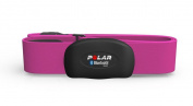 Polar H7 Bluetooth Smart Heart Rate Strap Sensor Pink Size M-XXL