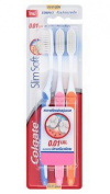Colgate Slim Soft Compact Ultra Soft Bristles Toothbrush - 3 Counts