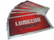 Lumeeno™ Zero Peroxide Gentle Teeth Whitening Strips 2 Week Supply (14 Treatments) Teeth Whitening Programme for Sensitive Teeth 28 Strips + Free Colour Chart Guide - No Hydrogen Peroxide Enamel Safe Tooth Whitestrips Non-peroxide By Lumeeno ..