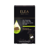 Elea Hair Removing Strips for Face with Argan Oil X 20 Strips + Calming Balm 15 G. / 15ml