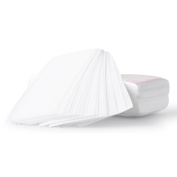 Docooler 100pcs Professional Facial and Body Hair Removal Depilatory Paper Nonwoven Epilator Wax Strip Paper