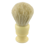 Begie Resin Handle Horse Hair Shaving Brush 26mm Knot