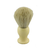 22mm Knot Resin Begie Handle Horse Hair Shaving Brush