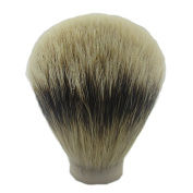28mm Knot Diameter Silvertip badger hair Shaving Brush Knot
