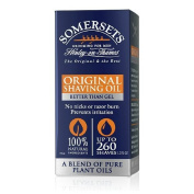 Somersets Original Shave Oil 35ml